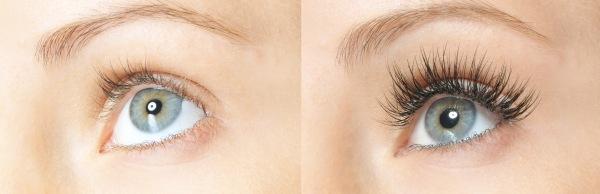 eyelash extensions Ballymena